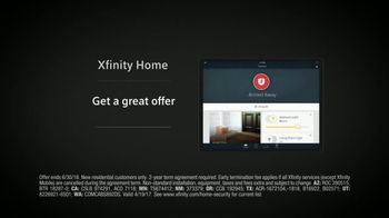 XFINITY Home TV Spot, 'Gary's Tree: Free Installation' - Thumbnail 9