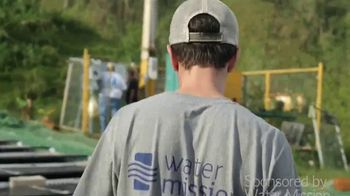 Water Mission TV Spot, 'Assist for Puerto Rico: Safe Water Win'