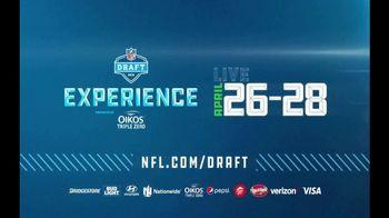 2018 NFL Draft Experience TV Spot, 'AT&T Stadium: Celebration' - Thumbnail 9