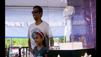 2018 NFL Draft Experience TV Spot, 'AT&T Stadium: Celebration' - Thumbnail 4