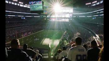 2018 NFL Draft Experience TV Spot, 'AT&T Stadium: Celebration' - Thumbnail 5