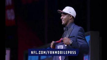 2018 NFL Draft Experience TV Spot, 'AT&T Stadium: Celebration' - Thumbnail 8