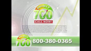 Project 700 TV Spot, 'Analyze Your Credit Report' - Thumbnail 7
