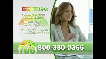 Project 700 TV Spot, 'Analyze Your Credit Report' - Thumbnail 3