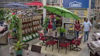 Lowe's TV Spot, 'Good Backyard: Sta-Green' - Thumbnail 6