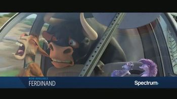 Spectrum On Demand TV Spot, 'Star Wars: The Last Jedi | Ferdinand' - Thumbnail 8