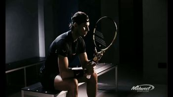 Midwest Sports TV Spot, 'Babolat' Featuring Rafael Nadal - Thumbnail 1