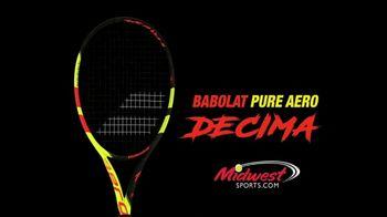Midwest Sports TV Spot, 'Babolat' Featuring Rafael Nadal - Thumbnail 10