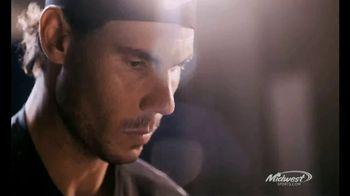 Midwest Sports TV Spot, 'Babolat' Featuring Rafael Nadal - Thumbnail 5