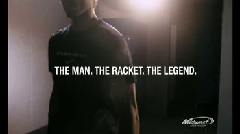 Midwest Sports TV Spot, 'Babolat' Featuring Rafael Nadal - Thumbnail 9