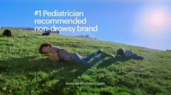 Children's Claritin Chewables TV Spot, 'Grassy Hill'