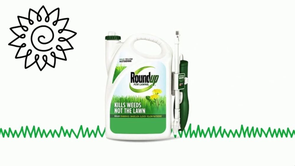 Roundup for Lawns TV Commercial, 'The Dawn of a New Lawn'
