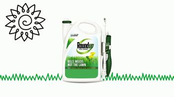 Roundup for Lawns TV Spot, 'The Dawn of a New Lawn'