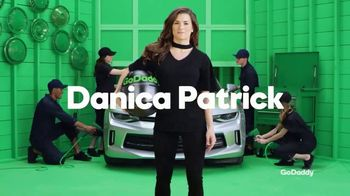 GoDaddy TV Spot, 'Showcase Your Business Online Like Danica Patrick' - Thumbnail 1