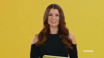 GoDaddy TV Spot, 'Showcase Your Business Online Like Danica Patrick' - Thumbnail 8