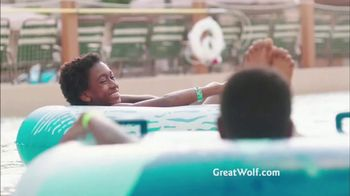 Great Wolf Lodge TV Spot, 'Get Away, Come Together' - Thumbnail 6