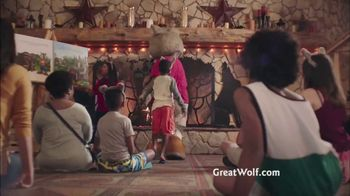 Great Wolf Lodge TV Spot, 'Get Away, Come Together' - Thumbnail 7