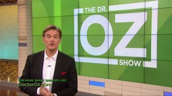 Eucerin TV Spot, \'Dr. Oz: Smart Skin Series\'