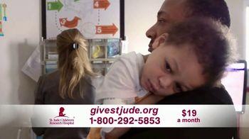 St. Jude Children's Research Hospital TV Spot, 'Hope' Featuring Luis Fonsi - Thumbnail 10