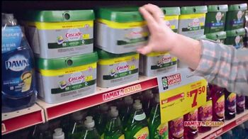 Family Dollar TV Spot, 'Let's Drop Some Prices' - Thumbnail 3