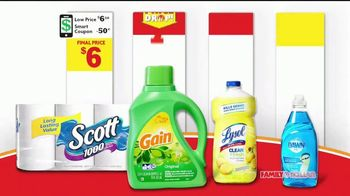 Family Dollar TV Spot, 'Let's Drop Some Prices' - Thumbnail 9