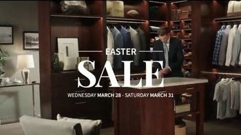 JoS. A. Bank Easter Sale TV Spot, 'Exactly What You're Looking For' - Thumbnail 2