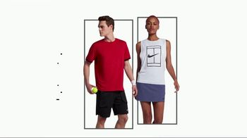 Tennis Warehouse Nike Sale TV Spot, 'Spring and Summer Collections' - Thumbnail 1