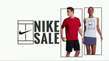 Tennis Warehouse Nike Sale TV Spot, 'Spring and Summer Collections' - Thumbnail 2