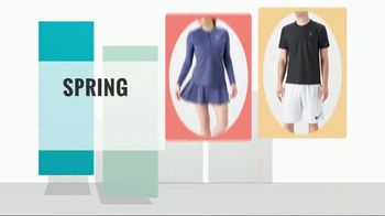 Tennis Warehouse Nike Sale TV Spot, 'Spring and Summer Collections' - Thumbnail 4