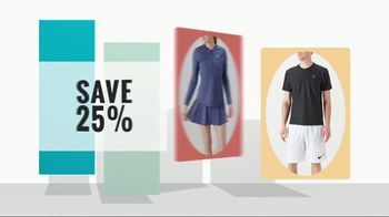 Tennis Warehouse Nike Sale TV Spot, 'Spring and Summer Collections' - Thumbnail 5