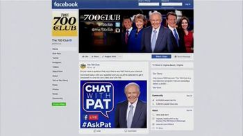 The 700 Club TV Spot, 'Facebook Live: Chat with Pat' - Thumbnail 3