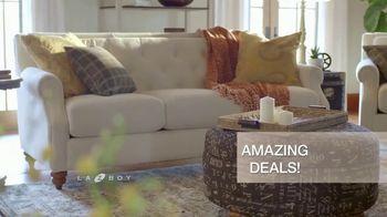 La-Z-Boy Bonus Coupon Sale TV Spot, \'You Can\'t Live Without\'