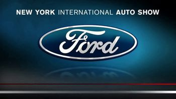 2018 Ford EcoSport TV Spot, 'New York Auto Show: Stay Connected' [T2] - Thumbnail 1