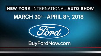2018 Ford EcoSport TV Spot, 'New York Auto Show: Stay Connected' [T2] - Thumbnail 10