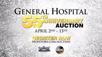 Prop Store TV Spot, 'ABC: General Hospital Auction' - Thumbnail 10