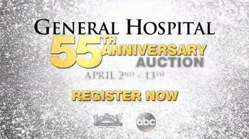 Prop Store TV Spot, 'ABC: General Hospital Auction' - Thumbnail 9