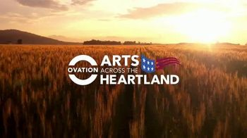 Ovation Arts Across the Heartland TV Spot, 'Stand for the Arts: Real' - Thumbnail 10
