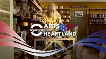 Ovation Arts Across the Heartland TV Spot, 'Stand for the Arts: Real'