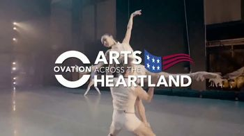 Ovation Arts Across the Heartland TV Spot, 'Stand for the Arts: Real' - Thumbnail 4