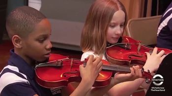 Ovation Arts Across the Heartland TV Spot, 'Stand for the Arts: Real' - Thumbnail 6