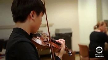 Ovation Arts Across the Heartland TV Spot, 'Stand for the Arts: Real' - Thumbnail 8
