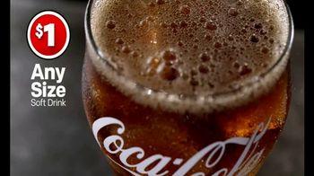 McDonald's $1 $2 $3 Dollar Menu TV Spot, 'Bold Taste' - Thumbnail 3