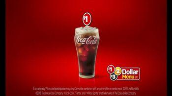 McDonald's $1 $2 $3 Dollar Menu TV Spot, 'Bold Taste' - Thumbnail 7