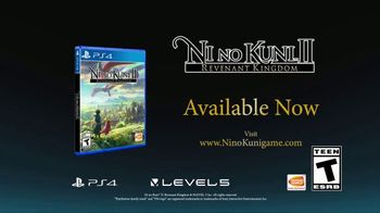 Ni no Kuni ll: Revenant Kingdom TV Spot, 'Once Upon a Time' - Thumbnail 9