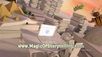 First Book TV Spot, 'ABC: Magic of Storytelling' Featuring Oprah Winfrey - Thumbnail 4