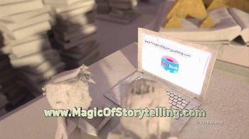 First Book TV Spot, 'ABC: Magic of Storytelling' Featuring Oprah Winfrey - Thumbnail 5