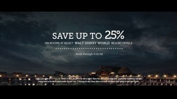 DisneyWorld TV Spot, 'All Your Wishes Come True: 25 Percent' - Thumbnail 10
