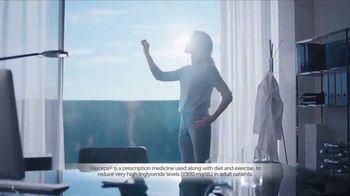 Vascepa TV Spot, 'Lowers High Triglycerides'