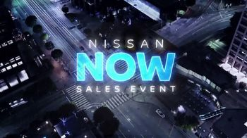 Nissan Now Sales Event TV Spot, 'Can't Miss: Still Time to Save: Big Offers' [T2] - Thumbnail 1