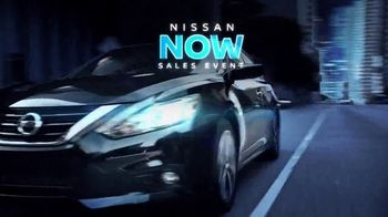 Nissan Now Sales Event TV Spot, 'Can't Miss: Still Time to Save: Big Offers' [T2] - Thumbnail 2